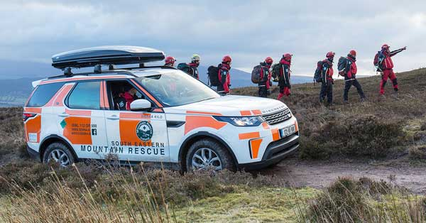 Community Finance Ireland client South Eastern Mountain Rescue SEMRA