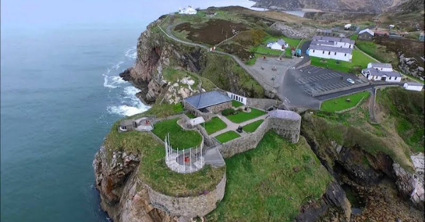 Congratulations to Fort Dunree Donegal
