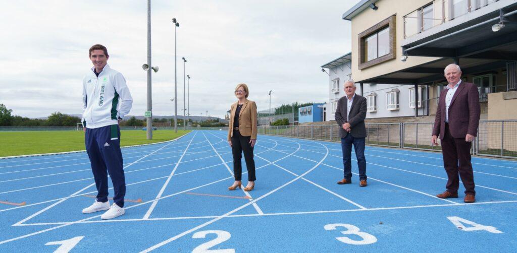 Community Finance Ireland Sports Fund Finn Valley Brendan Boyce